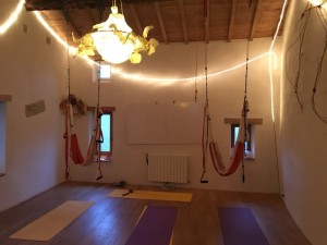 gîte yoga Cévennes