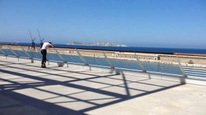 terrasse du port
