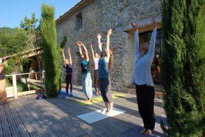 Yoga à AnâkhyAshram