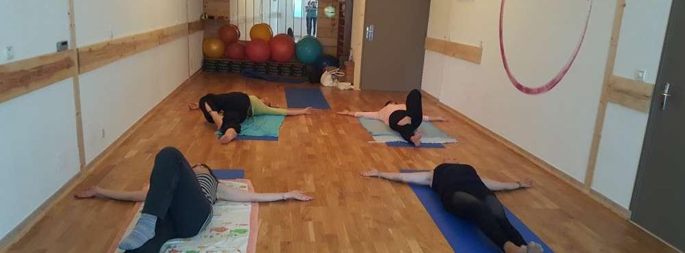 Elise Seve Yoga