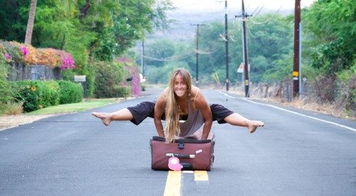 Yoga Couchsurfing en provence!