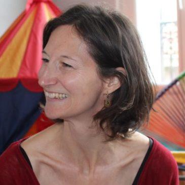 Chrystèle Theze, prof de Kaiut Yoga à Marseille