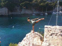 yoga en provence