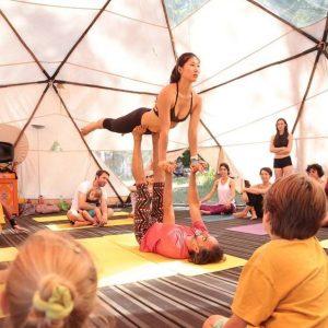retraites de yoga en provence