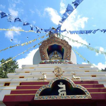 karma Ling, une communauté de la voie du Bouddha