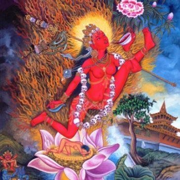 Khecari mudra, un texte écrit pour nous par Yogi Maheshwar