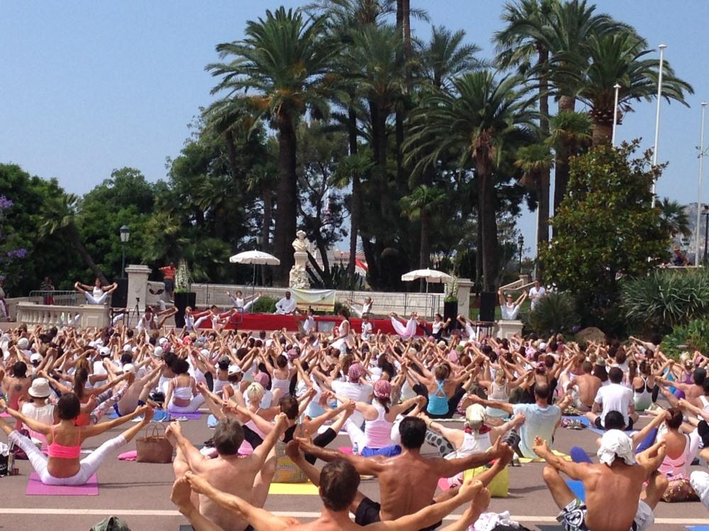 yoga monaco