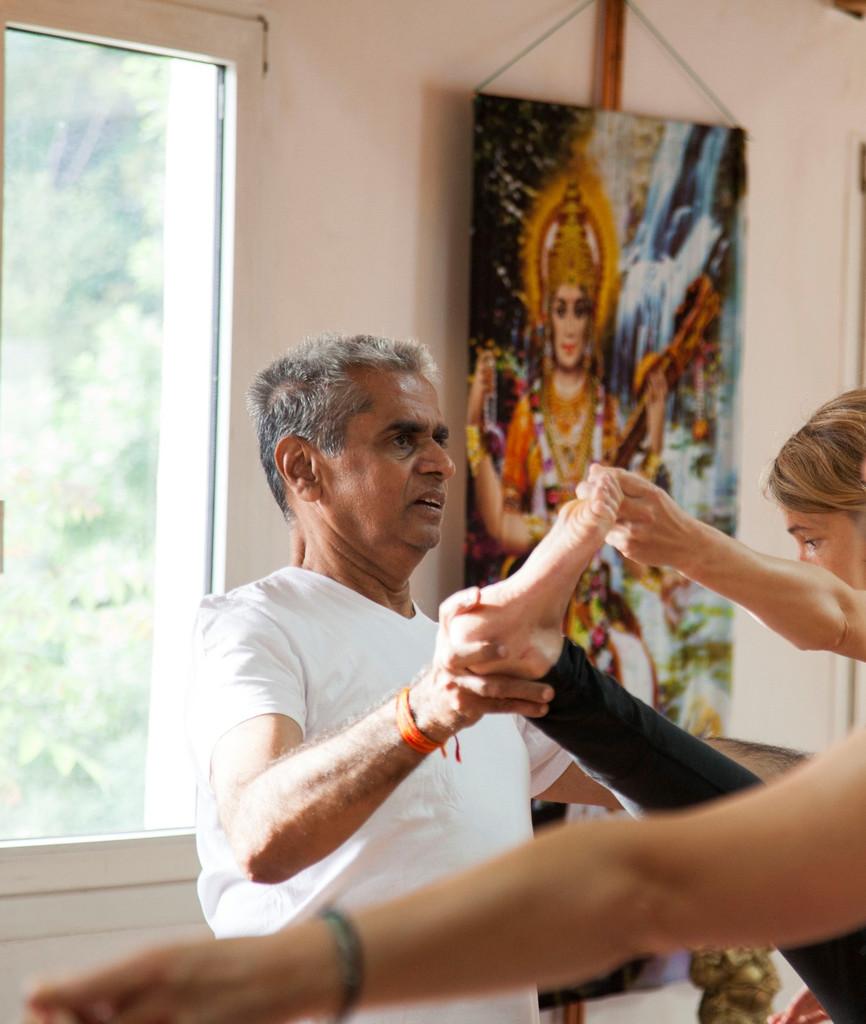 masterji astanga yoga