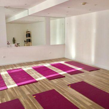 Salle de yoga à louer à l'heure Marseille 13008