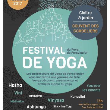Festival des Yoga du Pays de Forcalquier