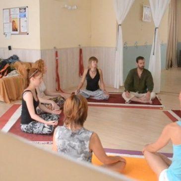 Atelier de yoga du son et de la voix, 30 sept 17