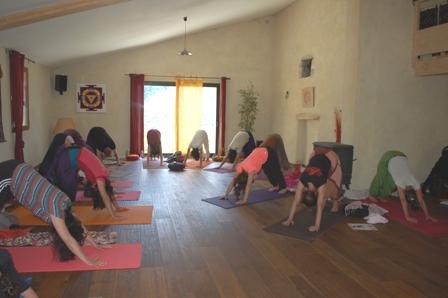 Atelier de Yoga pratique intensive Avignon