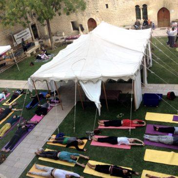 Festivals de Yoga 2019 en Provence, des joies et des peines