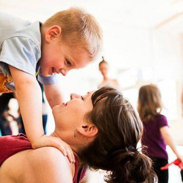 Atelier Yoga * Massages parents/enfants