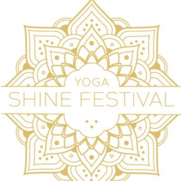 Shine Yoga Festival 2018