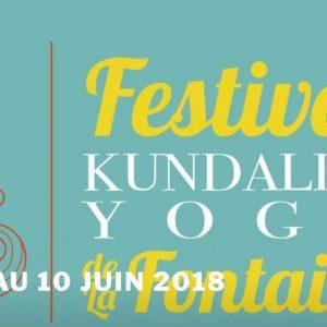 FESTIVAL KUNDALINI YOGA 2018
