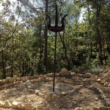 Nouvelles pratiques authentiques dans la forêt
