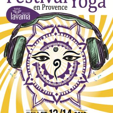 Et si vous étiez bénévole au Festival de Yoga d'Aix en Provence