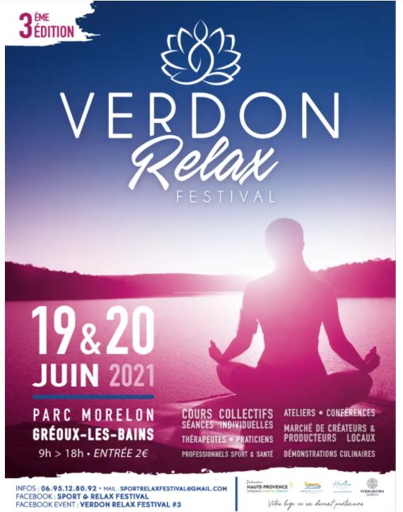 verdon relax festival