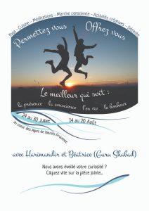 Retraite de yoga Kundalini en Provence